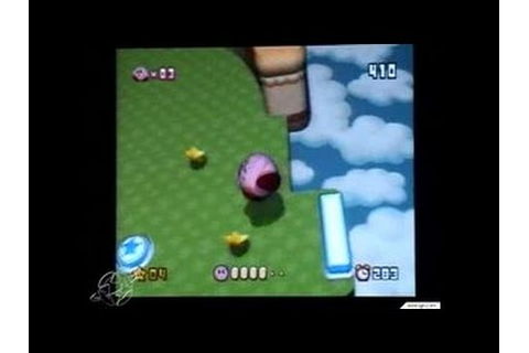 Kirby Tilt 'n' Tumble 2 GameCube Gameplay - YouTube