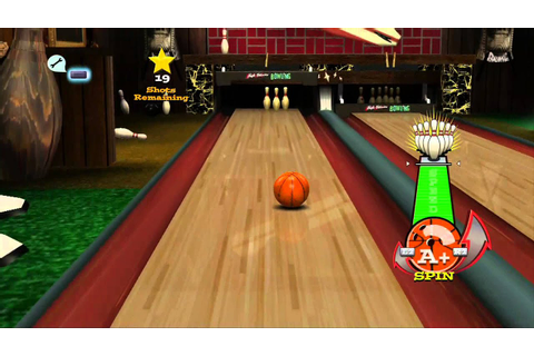 High Velocity Bowling (Trick Shots Level 1) - YouTube