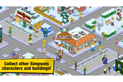 [New Game] EA Releases The Simpsons: Tapped Out, AKA Sim ...