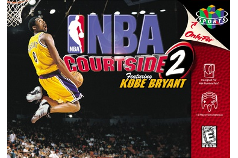 NBA Courtside 2: Featuring Kobe Bryant - Wikipedia