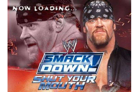WWE SmackDown Shut Your Mouth Game Download Free For PC ...