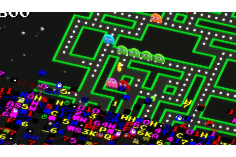 Arcade Game Pac-Man 256 Now Available On The App Store ...