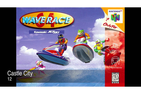 Wave Race 64 Soundtrack • Nintendo 64 - YouTube