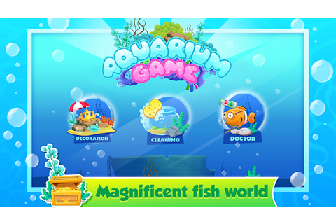 Game My Fish Tank Aquarium Games APK for Windows Phone ...