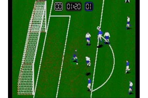 [PC/DOS] European Championship 1992 - Longplay - YouTube