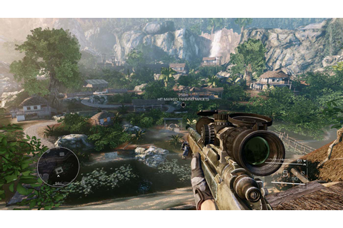 Sniper: Ghost Warrior 2 Free Download - Game Maza