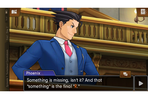 Phoenix Wright: Ace Attorney - Dual Destinies | Articles ...
