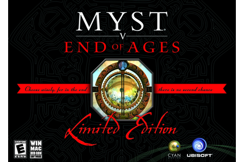 Myst V: End of Ages Limited Edition - PC - IGN