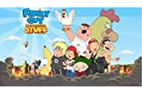 Amazon.com: Family Guy: The Quest for Stuff: Appstore for ...