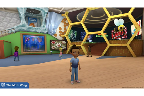 Adventure Academy is an 'educational massively multiplayer ...