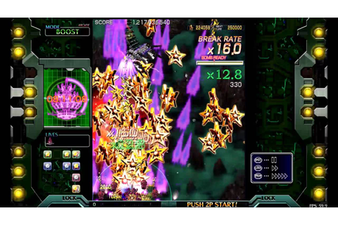 Crimzon Clover World Ignition - Arcade Boost Mode - 2,4bil ...