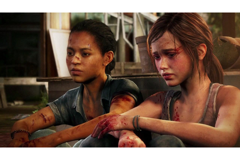 The Last of Us: Left Behind | The Last Of Us | Pinterest ...