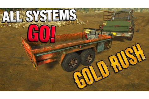 GOLD RUSH | All Systems Go - Episode 4 - YouTube