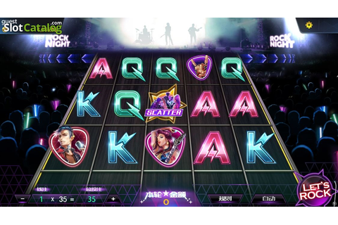 Rock n Roll Night Slot ᐈ Claim a bonus or play for free!