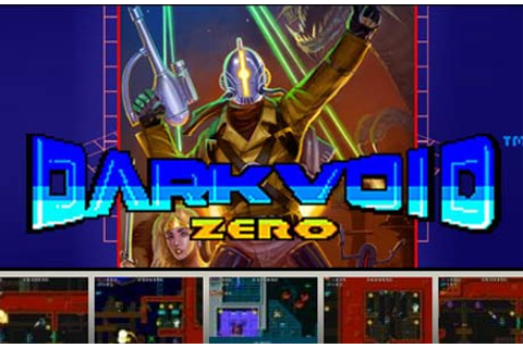 Capcom thrills iPhone and Windows PC users with Dark Void ...