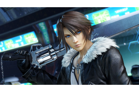 Final Fantasy VIII Remastered Announced for Nintendo ...