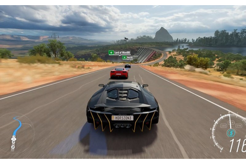 Forza Horizon 3 XBOX ONE / WINDOWS 10 on Xbox - PC Game ...