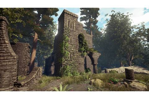 Chronicles of Elyria - Next Gen Dynamic MMORPG