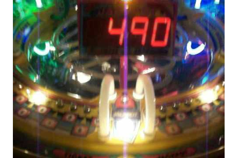 Cyclone arcade game jackpot - YouTube
