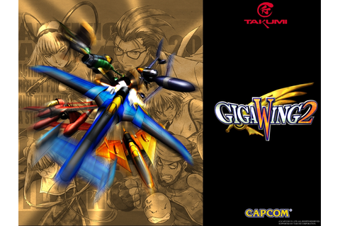 Giga Wing 2 | Capcom Database | Fandom