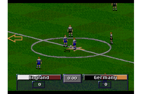 FIFA Soccer 98 - Road to the World Cup Download Game ...