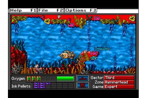 Operation Neptune (DOS): Part 8, Expert Game - YouTube
