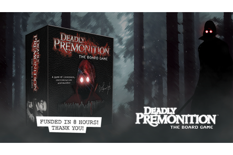 Deadly Premonition: The Board Game by Rising Star Games ...