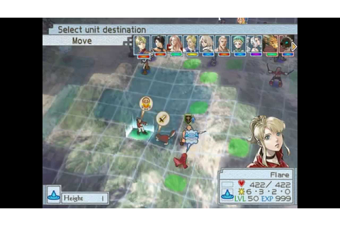 "Let's Play ""Suikoden Tactics"" Bonus 3 - Combo Attacks ..."