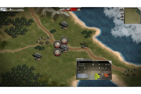 Panzer Tactics HD Free Download Full PC Game | Latest ...