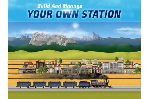 TrainStation - Game On Rails - Android Apps on Google Play