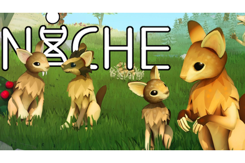 Niche Gameplay - Rabbit Dog Genetic Survival Game! - Let's ...