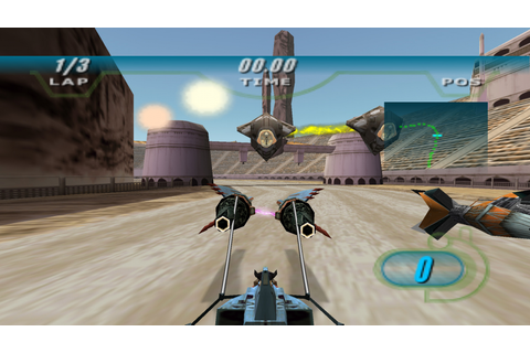 Star Wars Episode I: Racer | WSGF