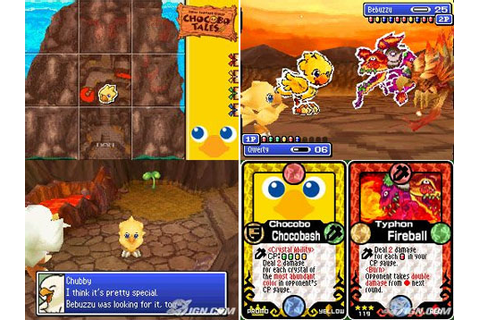 Final Fantasy Fables: Chocobo Tales - Gamechanger