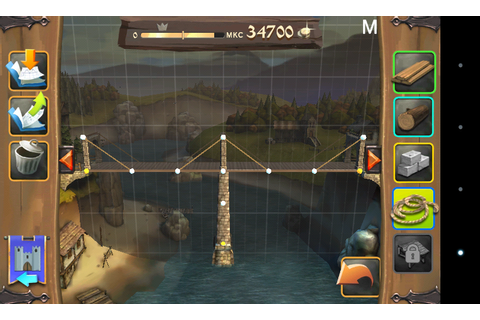 Bridge Constructor Medieval - Android games - Download ...