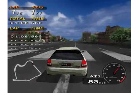 Driving Emotion Type-S (PS2 Gameplay) - YouTube