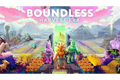Farming Comes to World-Building Adventure Boundless Today ...