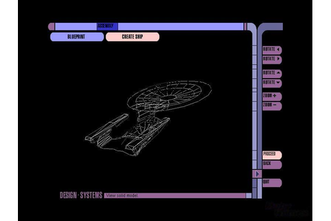Star Trek: Starship Creator Warp 2 Download (2000 ...