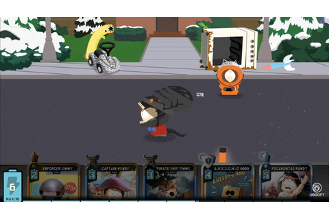 Ubisoft announces mobile South Park game at E3! | iMore