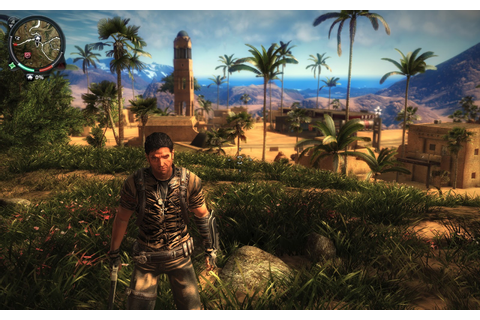 Just Cause 1 - Full Version Game Download - PcGameFreeTop