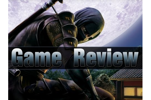 Game Review: Tenchu Z - YouTube