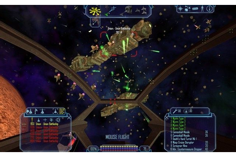 Freelancer GAME MOD Wings of the Federation Redux ...