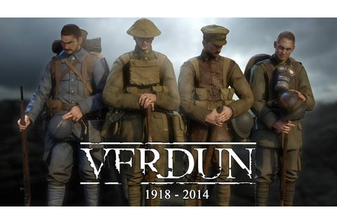 Verdun - One of a kind game - YouTube