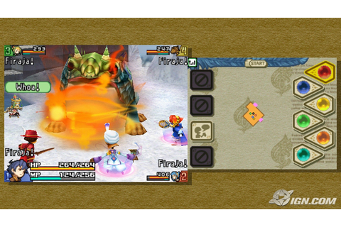 Final Fantasy Crystal Chronicles: Echoes of Time ...