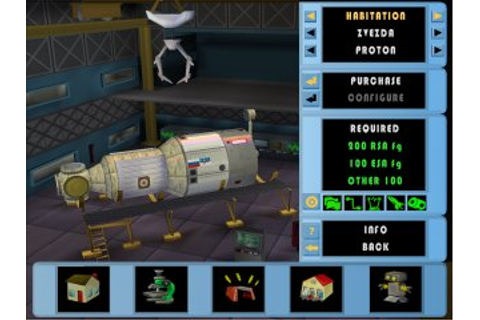 HonestGamers - Space Station Sim (PC)