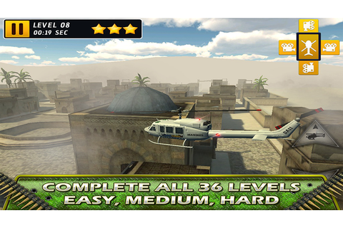 App Shopper: Helicopter flying Game 3D Army Heli Parking ...
