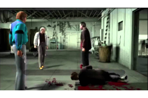 Reservoir Dogs: The Game - Chapter 13, 14 and 15 & Ending ...