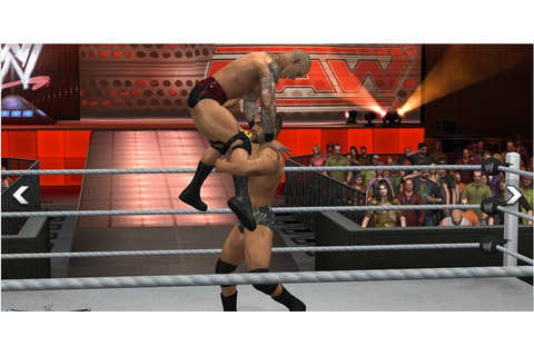 WWE SmackDown vs. Raw 2011 | LisiSoft