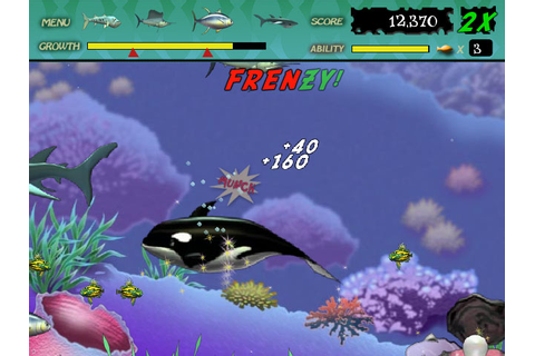 Play Feeding Frenzy > Online Games | Big Fish