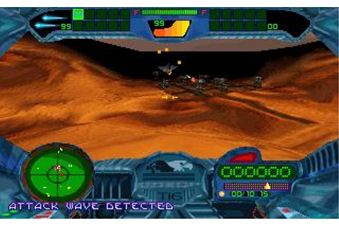 Scorched Planet Download (1996 Arcade action Game)