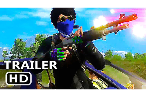 PS4 - H1Z1 Announce Trailer (2018) Cars Battle Royale Game ...